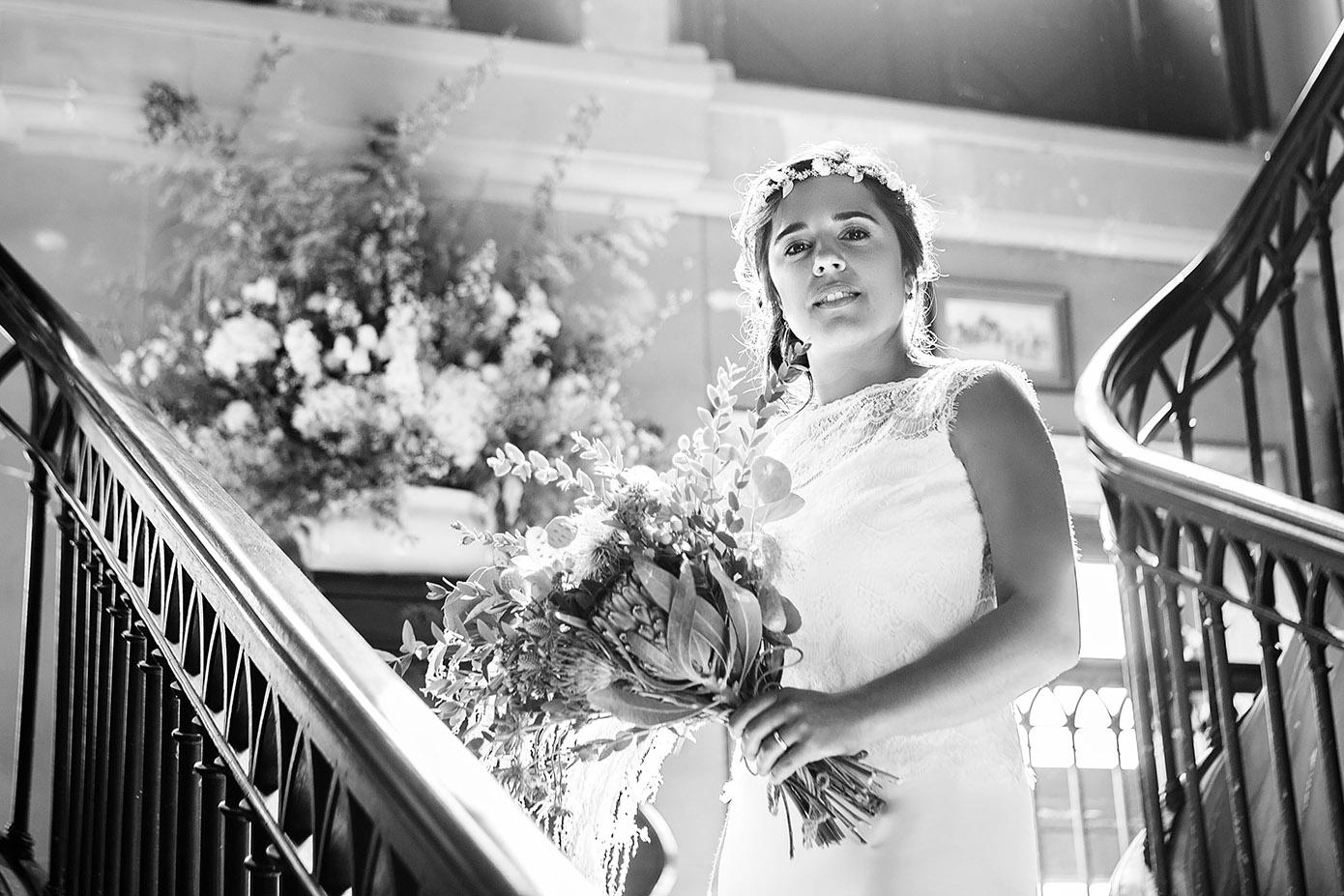 photographe de mariage à Châteaudun : la mariée