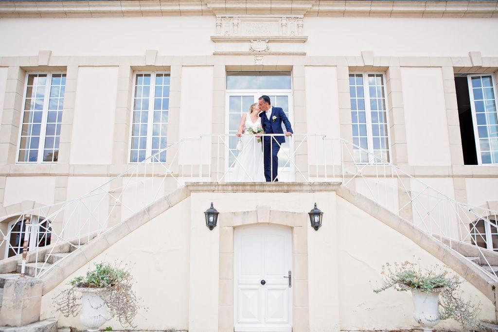 Photographe de mariage au domaine de Moresville | www.aureliecoquan.fr